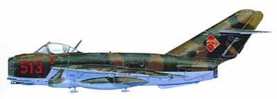 MIG-17, МиГ-17, Микоян-Гуревич 17