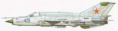 MIG-21, МиГ-21, Микоян-Гуревич 21