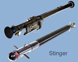 US Military Weapons: Stinger