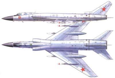 Tu-128, Ту-128, Туполев 128