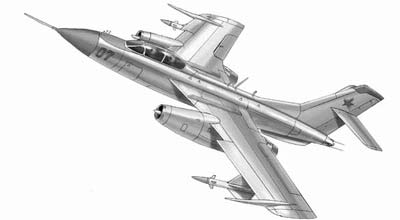 Yak-28, Як-28, Яковлев 28