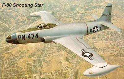 Шутинг Стар Ф-80, F-80