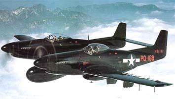Твин Мустанг Ф-82, F-82G